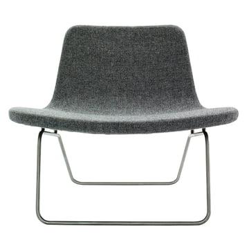 Hay Ray Lounge Chair grey fabric