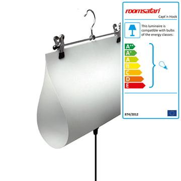 Roomsafari - Capt´n Hook Pendant- and Table Lamp