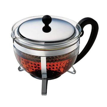 Bodum - Chambord Set Teapot with strainer