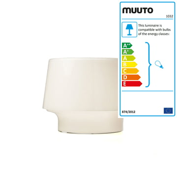 Muuto - Cosy in White Table Lamp