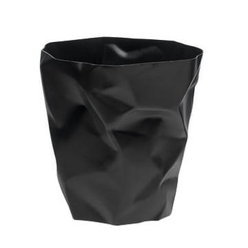 Essey - Bin Bin wastepaper bin in black