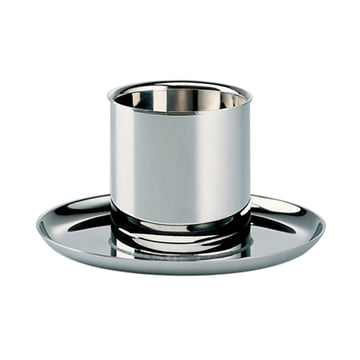 Alessi - Marianne Brandt Egg Cup, stainless steel
