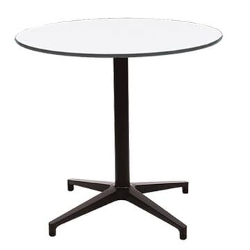 Vitra Bistro Table, rund, Ø 79,6 cm, weiß
