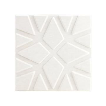 Offecct - Soundwave Geo Acoustic Panel, white