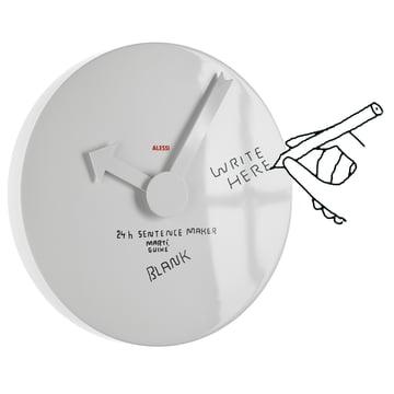 Alessi - Blank Wall Clock