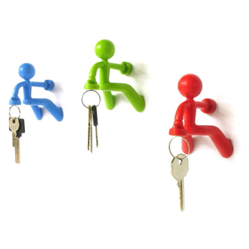 Monkey Business - Key Pete keyholder