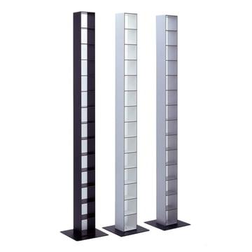 Wogg 25 shelf, CD-shelf