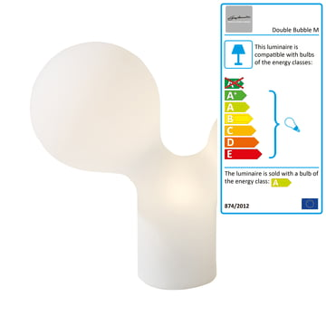 Innolux - Double Bubble table lamp