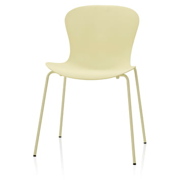 Fritz Hansen - Nap Chair, butter yellow