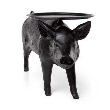 Moooi - Pig Table, black