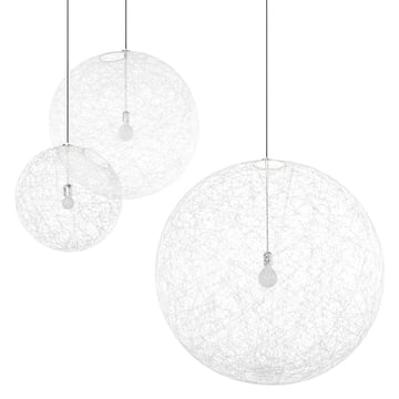Moooi Random Light - Group, white