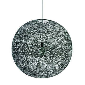 Moooi Random Light, schwarz