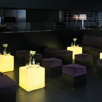 Moree LED Cube - Ambiente