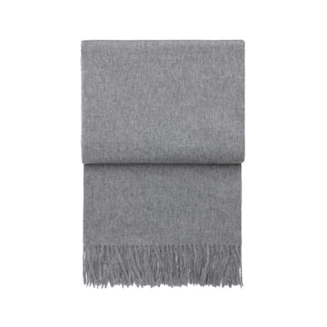 Elvang - Classic blanket, light grey