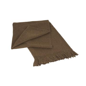Elvang - Luxury blanket, mocha