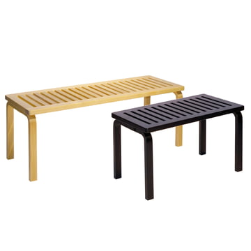 Artek - bench 153 A and 153 B
