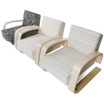 Artek - Armchair 400 - Tank Chair, group