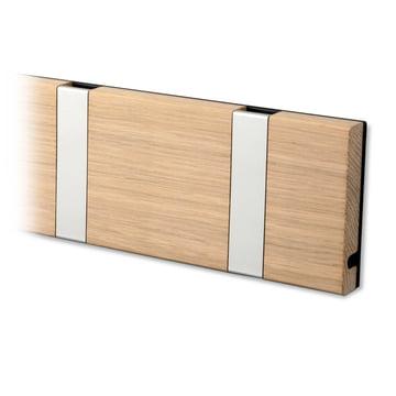 LoCa - Knax coat rack, limed oak