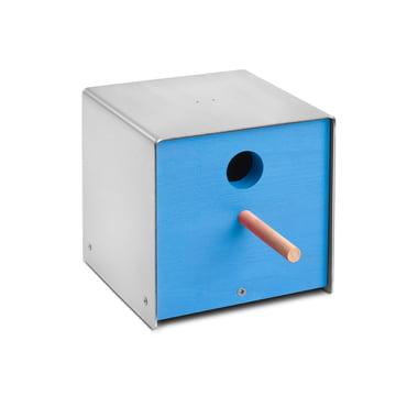 keilbach - twitter birdhouse, blue