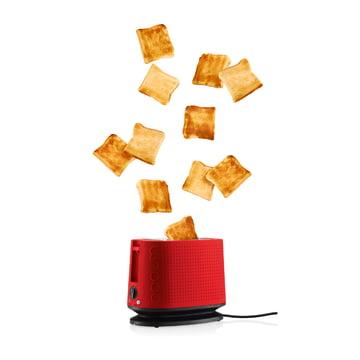 Bodum Bistro Toaster - with toast