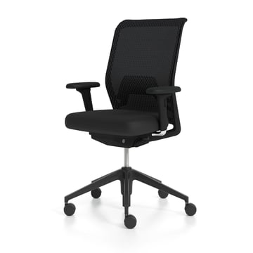 Vitra - ID Mesh, nero / basic dark