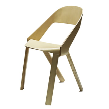 Wogg 50 chair, natural