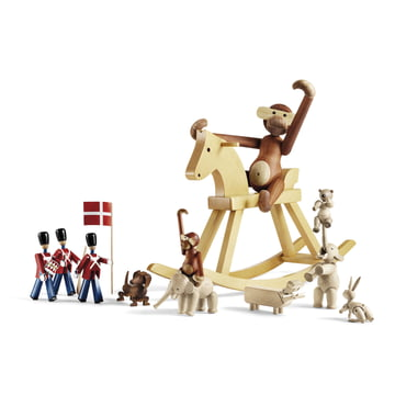 High-quality designer toys from Denmark