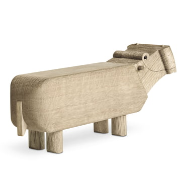 Rosendahl - Kay Bojesen Wooden Hippo