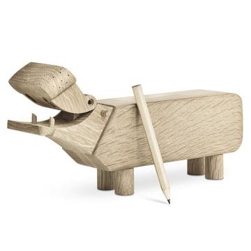 Wooden Hippo by Kay Bojesen Denmark