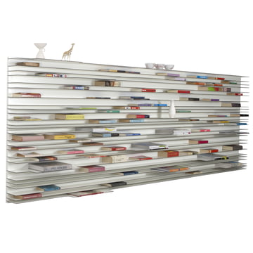 Arrange the books horizontally on 120 x 360 cm