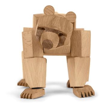 areaware wooden creatures ursa the bear