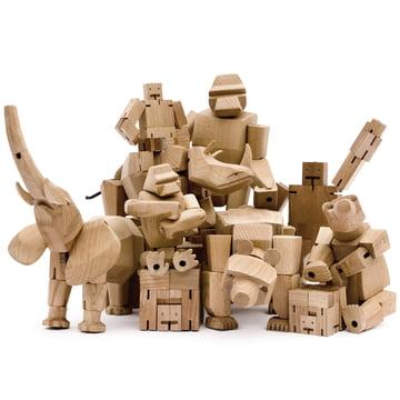 areaware - Wooden Creatures
