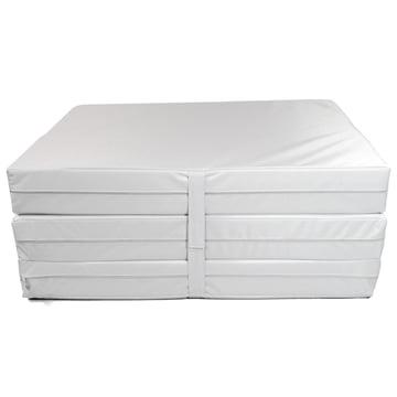 Jan Kurtz - Guest's mattress Somnia, polyamide, white