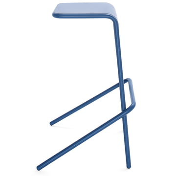Cappellini - Alodia bar stool - blue free - 1