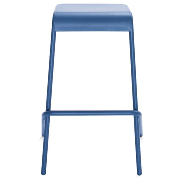 Cappellini - Alodia bar stool - blue free - 2