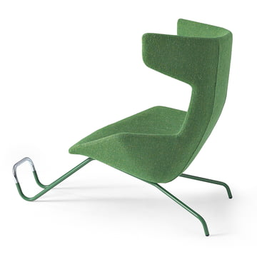 Moroso - take a line for a walk- green