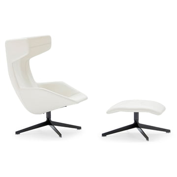 Moroso - take a line for a walk - white