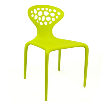 Moroso - Supernatural - green - perforated