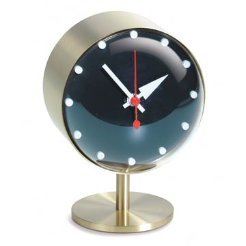 Vitra - Night Clock in Brass