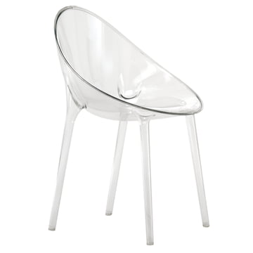 Kartell - Mr. Impossible, crystal clear