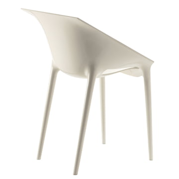 Kartell - Dr. Yes Chair, white