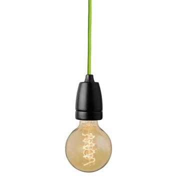 NUD Classic Black - light green