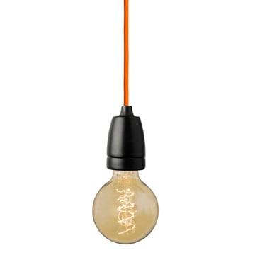 NUD Classic Black - orange