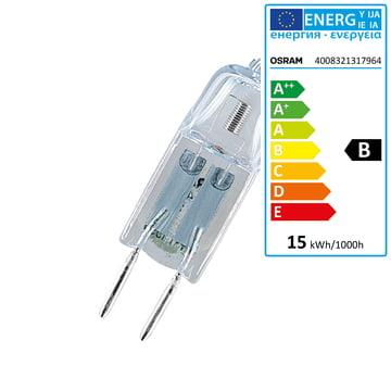 Osram Halogen lamp Pin Socket Eco 12V G4