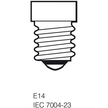 E14-socket