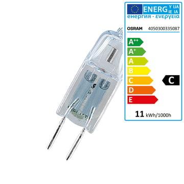 Osram Halogen lamp Pin Socket 12V G4