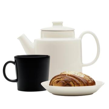 Iittala - Teema tea pot with lid, 1 l, white