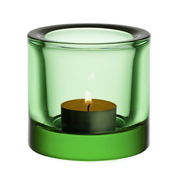 Kivi Tea Light, apple green