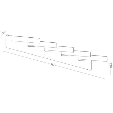 Linea-1-Magazinhalter