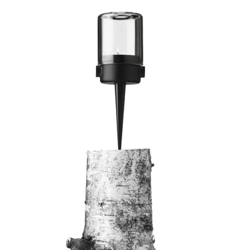 Menu - Pipe Hurricane Tea Light Holder - vertical